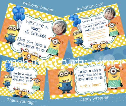 Collection of Minions 1a